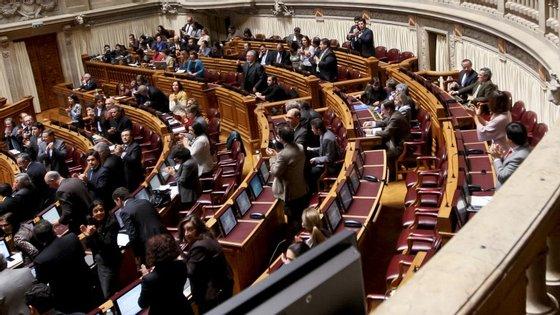 O conceito defende que os votos em branco elegeriam cadeiras vazias na Assembleia da República