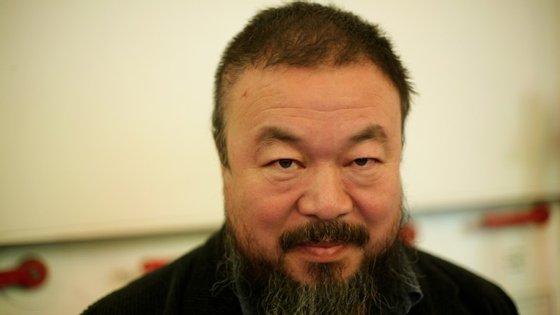 A casa e o estúdio de Ai Weiwei estavam a ser escutados pelas autoridades