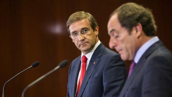 Passos Coelho ainda não apresentou proposta de formação de governo