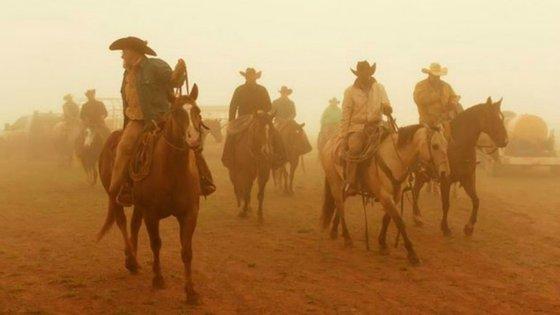 """O """"rancho"""", com 165 anos, está entre os mais extensos do país, e conta-se que era o favorito de Theodore Roosevelt"""