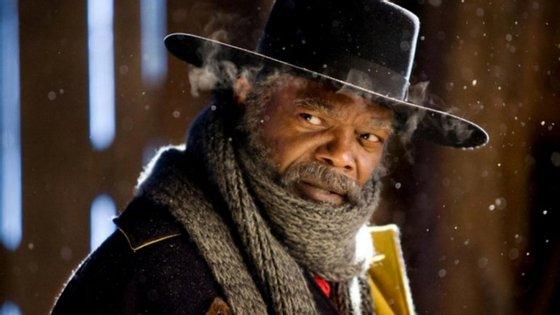 """O ator Samuel L. Jackson, que participou no último filme de Tarantino - """"Django Libertado"""" -, volta a trabalhar com o realizador norte-americano"""
