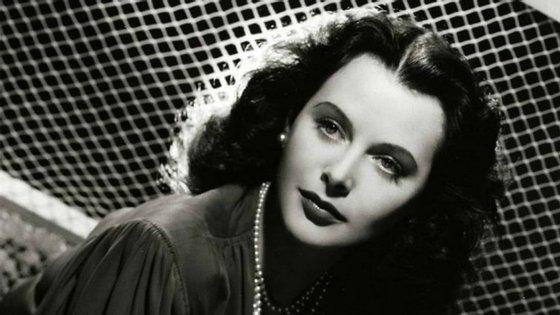 """Hedy Lamarr era a """"Ecstasy Girl"""""""