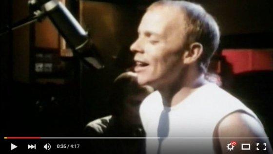 Jim Diamond foi influenciado pela música de Ray Charles ou Otis Redding