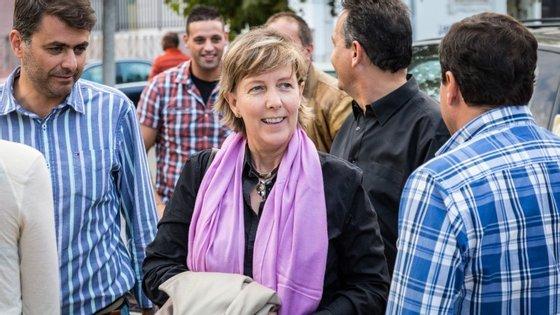Maria Luís Albuquerque é ex-ministra das Finanças