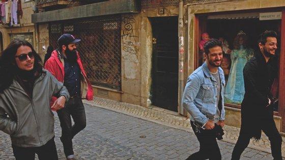 Os PAUS são uma das bandas no alinhamento da nona edição do Jameson Urban Routes