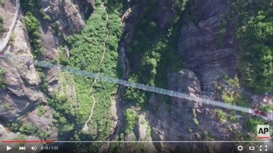 A ponte é segura, garantem os engenheiros responsáveis pela sua construção