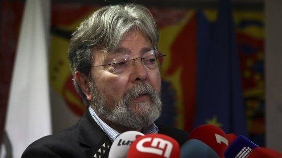 Francisco George é o responsável para a Saúde do Grupo de Trabalho para a Agenda Europeia para as Migrações.