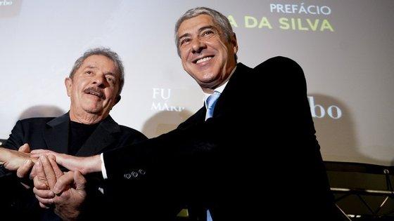 O negócio precisou do avalo de José Sócrates e de Lula da Silva