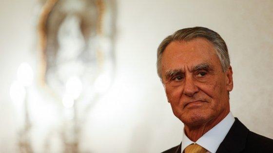 Cavaco Silva termina o seu mandato em janeiro de 2016