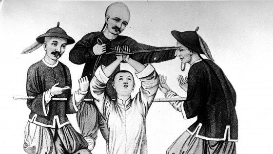 A Amnistia revela que os métodos de tortura quase medievais não se centram numa área específica da China mas que se espalham por todo o país.