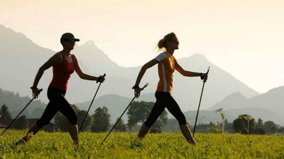 Para os que preferem um exercício físico mais ligeiro, e não são fãs de corridas, esta pode ser uma alternativa