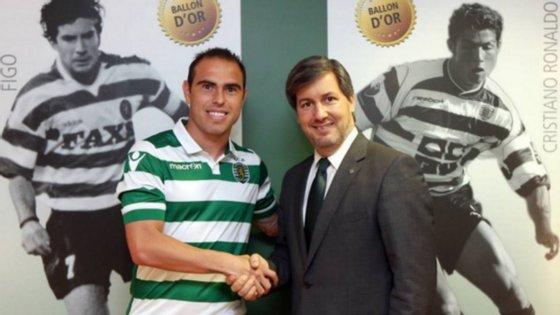 Bruno César assinou até 2020 e integrará os treinos de Jorge Jesus já este sábado, mas só poderá ser utilizado a partir de janeiro