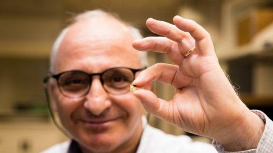 Rachid Yazami foi um dos fundadores das baterias de iões de lítio nos anos 80.