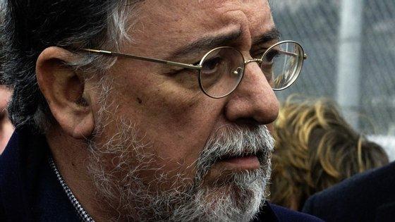 Yiannis Panousis foi ministro da Proteção dos Cidadãos, pelo Syriza.