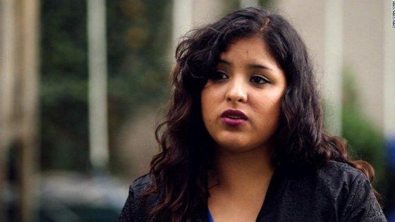 A mexicana Karla Jacinto tinha apenas 12 anos quando foi obrigada a prostituir-se.