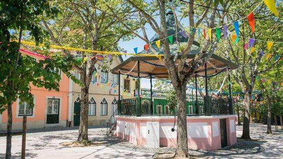A remodelação do centro histórico de Carnide é um dos projetos vencedores