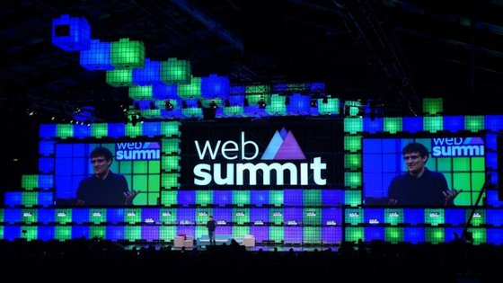 A Web Summit vai decorrer em Lisboa de 8 a 10 de novembro