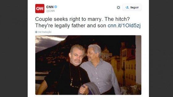 Antes da legalização do casamento, vários casais homossexuais decidiram mentir e avançar para a adoção para que fossem considerados legalmente como uma família.