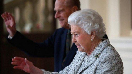 Presidente da República diz que esta visita à rainha Isabel II já estava planeada há mais tempo