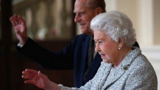 O príncipe Filipe, marido da Rainha Isabel II, recebeu um título honorífico em janeiro, durante o mandato de Tony Abbott.