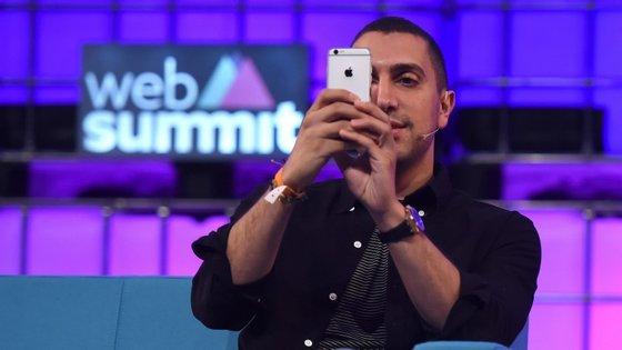 Sean rad é um dos fundadores do Tinder