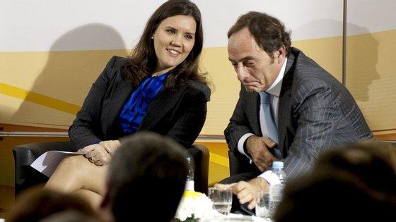 Assunção Cristas chegou ao CDS em 2007 pela mão de Paulo Portas e em pouco tempo tornou-se uma estrela entre os centristas