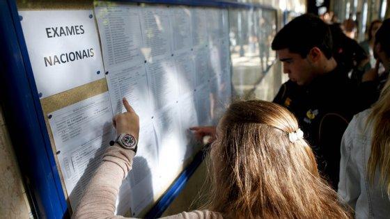A esmagadora maioria destas escolas ficam no norte do país, quase metade (sete) no distrito do Porto