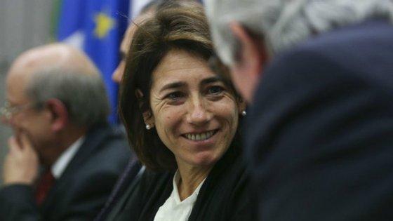 """A ministra portuguesa não deixou, contudo, de elogiar o quadro jurídico português, que está """"bastante fortalecido no que diz respeito ao terrorismo"""""""