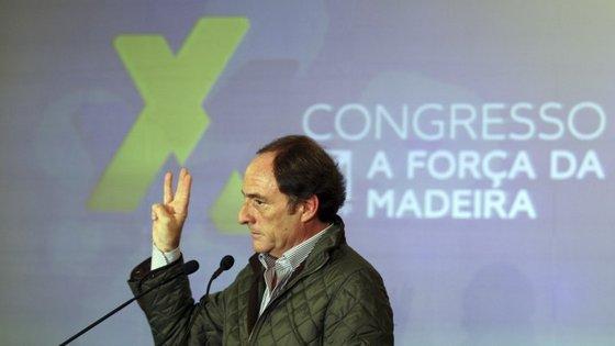 Paulo Portas falou no encerramento do XV Congresso do CDS-PP/Madeira