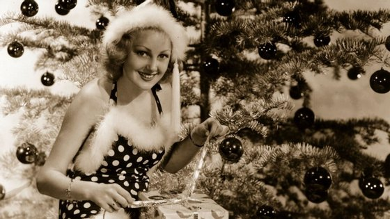 Se vestir-se de acordo com a época não é ter espírito natalício, o que será?