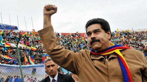 """""""Eu vou dar todo o poder ao Parlamento Comunitário, e esse Parlamento vai ser uma instância legislativa do povo desde a base"""", afirmou Nicólas Maduro"""