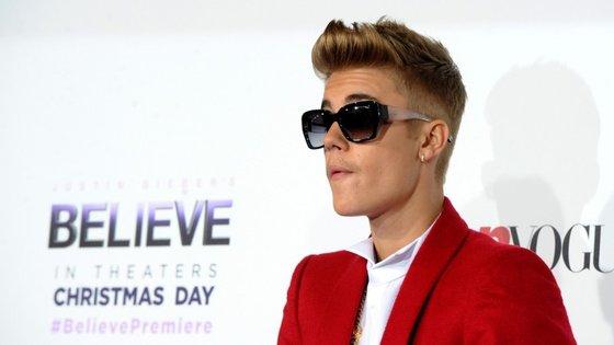 Justin Bieber vem a Portugal a 25 de novembro de 2016