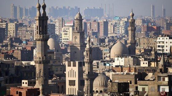 A explosão ocorreu num apartamento no Cairo, capital do Egito