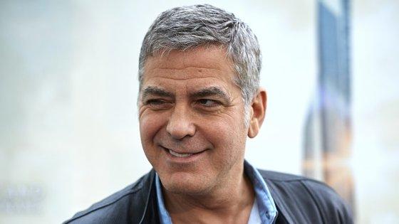 George Clooney, o ator-carisma por definição
