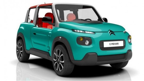 O novo veículo custará 25 mil euros, mais custos adicionais