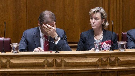 Período abrangido pela auditoria coincide quase todo com a governação de Passos Coelho e Maria Luís Albuquerque