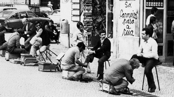 Lisboa era assim nos anos 80...