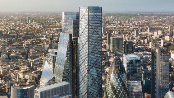 Novo edifício londrino vai bater o Shard, o maior edifício europeu atualmente
