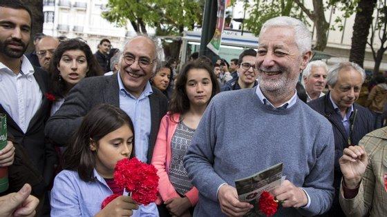 Sampaio da Nóvoa é candidato independente às eleições presidenciais