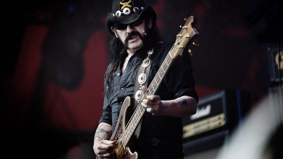 Lemmy Kilmister tinha 70 anos