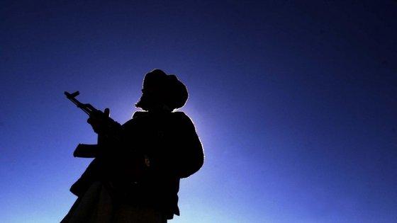 O terrorista disse falar em nome da al Qaeda do Magrebe Islâmico