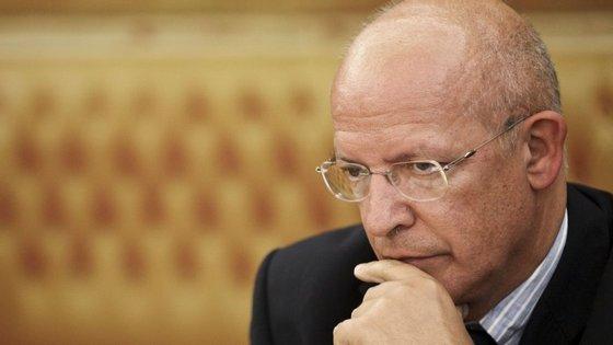 Augusto Santos Silva é ministro dos Negócios Estrangeiros