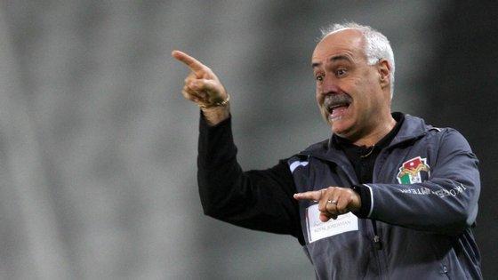 Nelo Vingada, de 62 anos, foi o escolhido para substituir Ivo Vieira