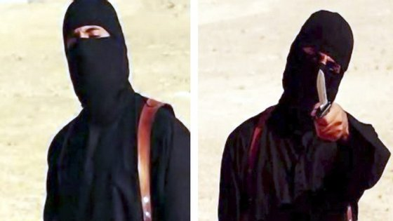 Jihadi John foi responsável por várias decapitações a reféns ocidentais, partilhadas em vídeo pelo autoproclamado Estado Islâmico