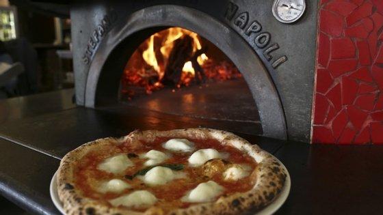 Na Pulcinella, em Matosinhos, respeita-se a tradição das pizzas napolitanas.