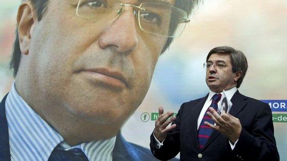 Paulo Morais é candidato à Presidência da República