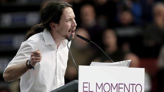 """""""Aos iranianos interessa que seja difundido um discurso de esquerda na América Latina e em Espanha, porque [isso] afeta os seus adversários"""", admitia Pablo Iglesias em 2013"""
