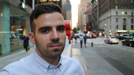 Ricardo Vice Santos trabalhou no Spotify antes de lançar a Roger, em Nova Iorque