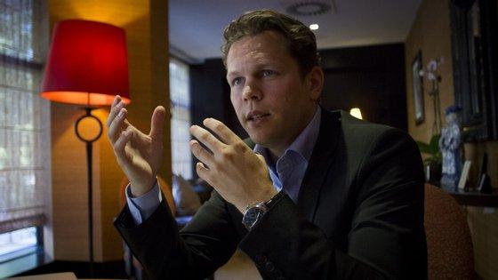 Gijs Nagel, o líder da DeGiro, calcula que as corretoras portuguesas não aguentem a pressão da concorrência.