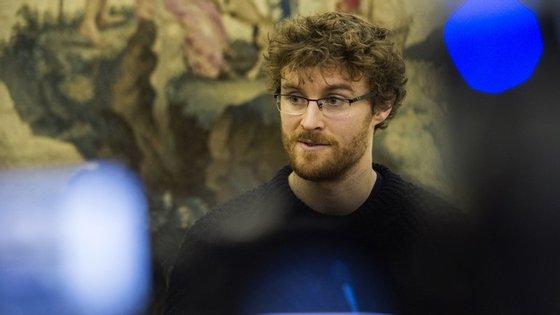 Paddy Cosgrave, líder e fundador da Web Summit